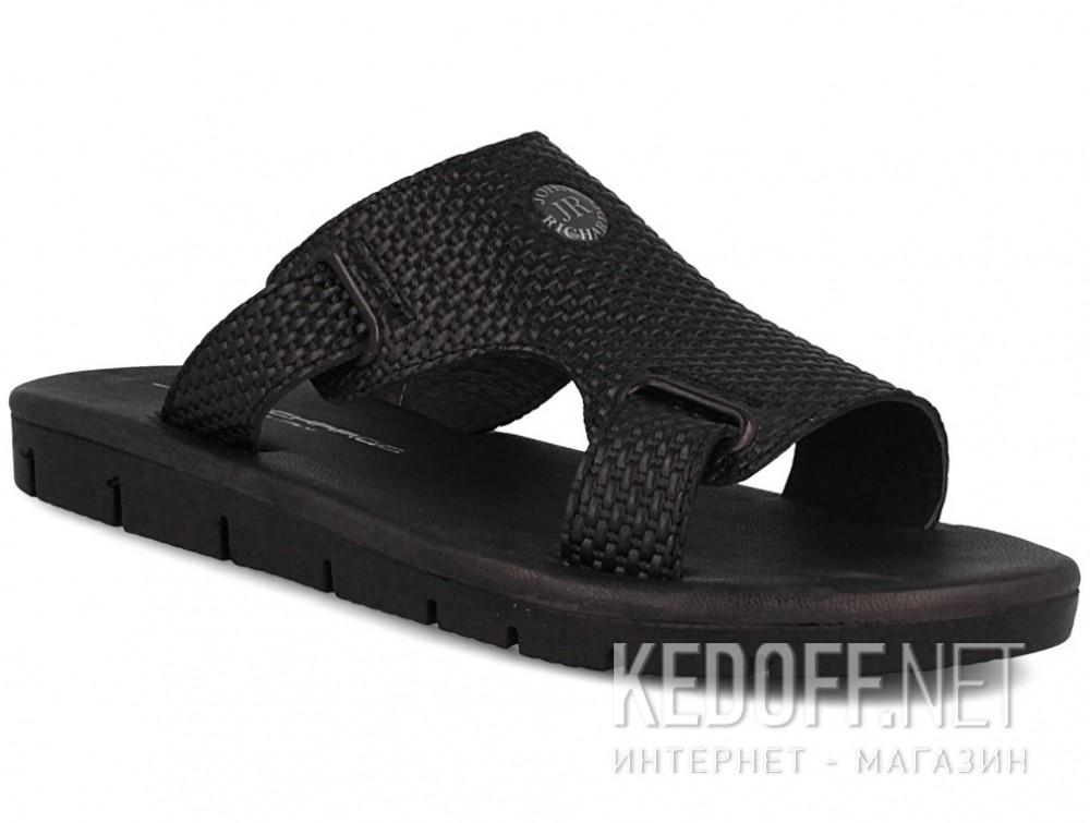 Купить Мужские сандалии John Richardo 2347-1   (чёрный)