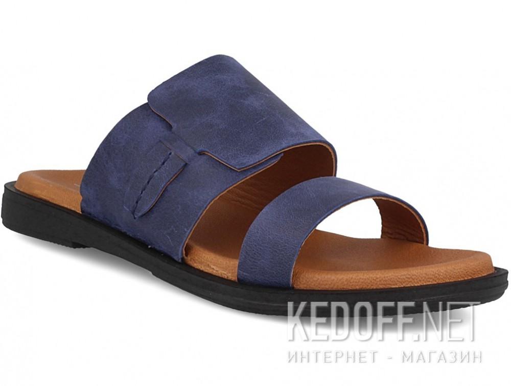Купить Мужские сандалии John Richardo 2355-1   (синий)