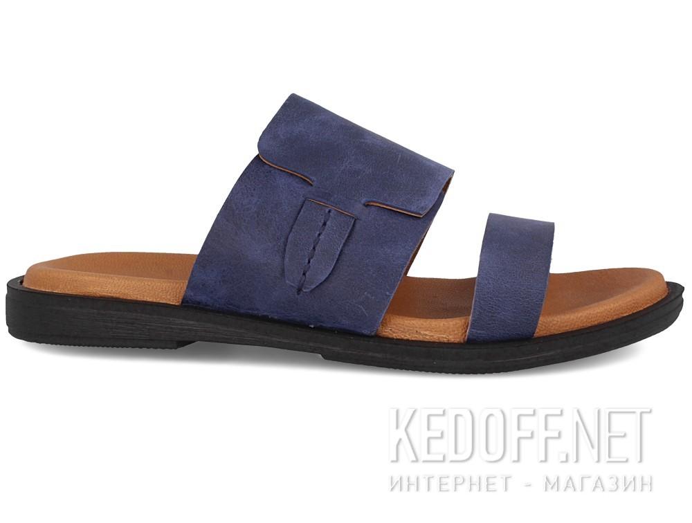 Мужские сандалии John Richardo 2355-1   (синий) купить Украина
