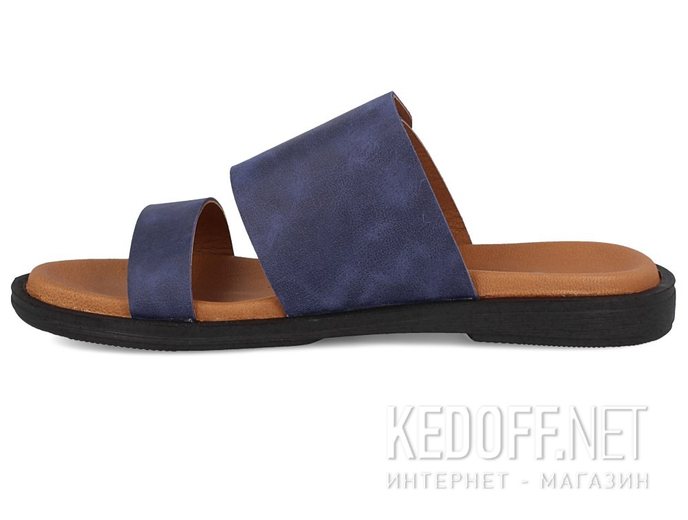 Мужские сандалии John Richardo 2355-1   (синий) купить Киев