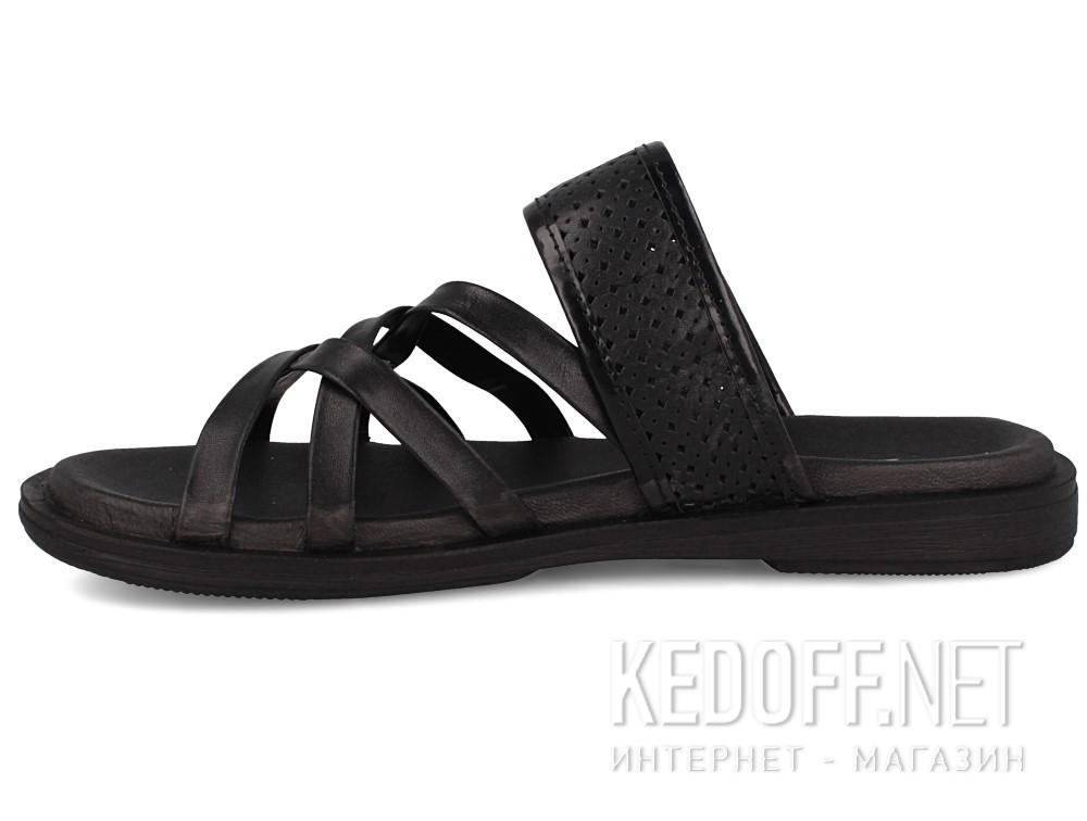 Мужские сандалии John Richardo 952-10   (чёрный) купить Киев