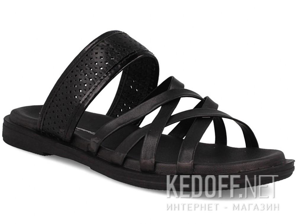 Купить Мужские сандалии John Richardo 952-10   (чёрный)