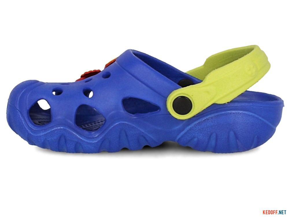 Детские кроксы Jose Amorales 117071   (синий) купить Киев