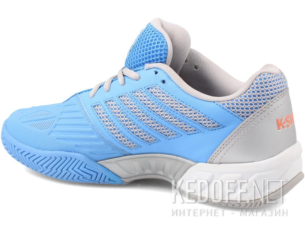 Женская спортивная обувь K-SWISS 95366-058   (голубой)