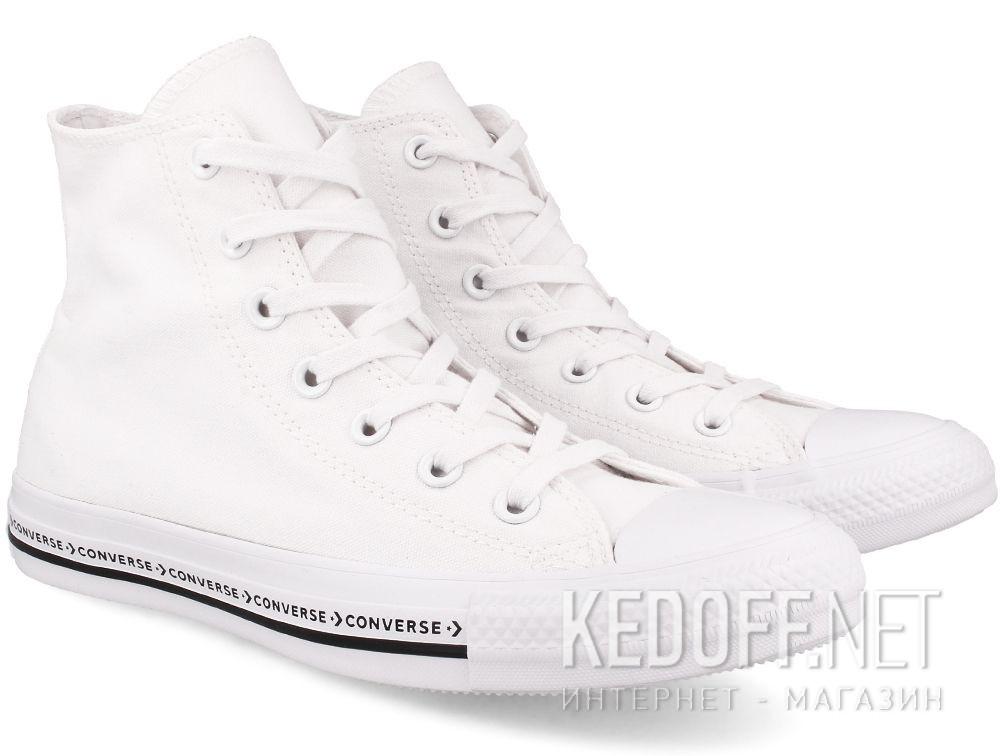 Оригинальные Кеды Белые Converse Chuck Taylor All Star Hi 159586C