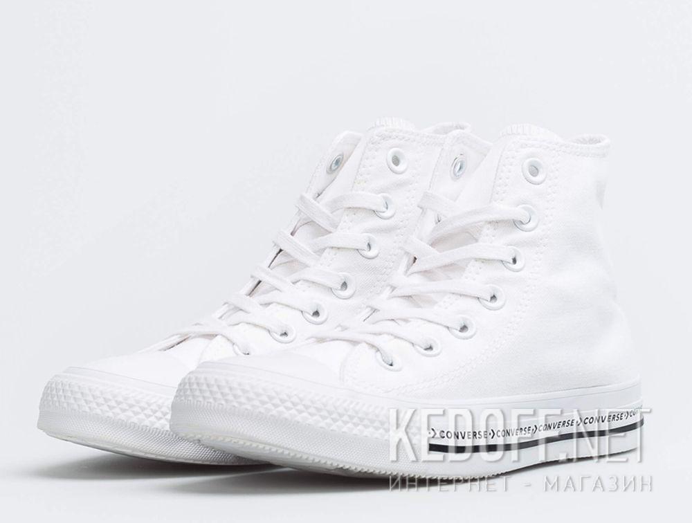 Кеды Белые Converse Chuck Taylor All Star Hi 159586C все размеры