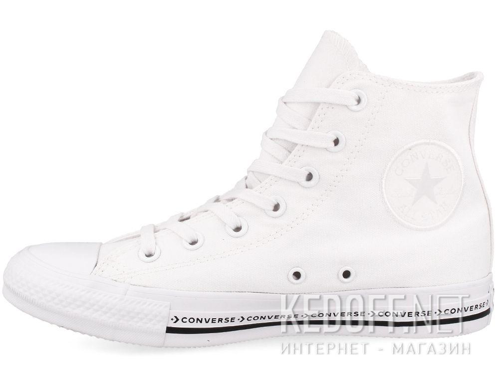 Кеды Белые Converse Chuck Taylor All Star Hi 159586C купить Киев