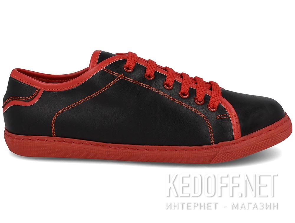 Кеди Black Red Smith Las Espadrillas 20324-2747