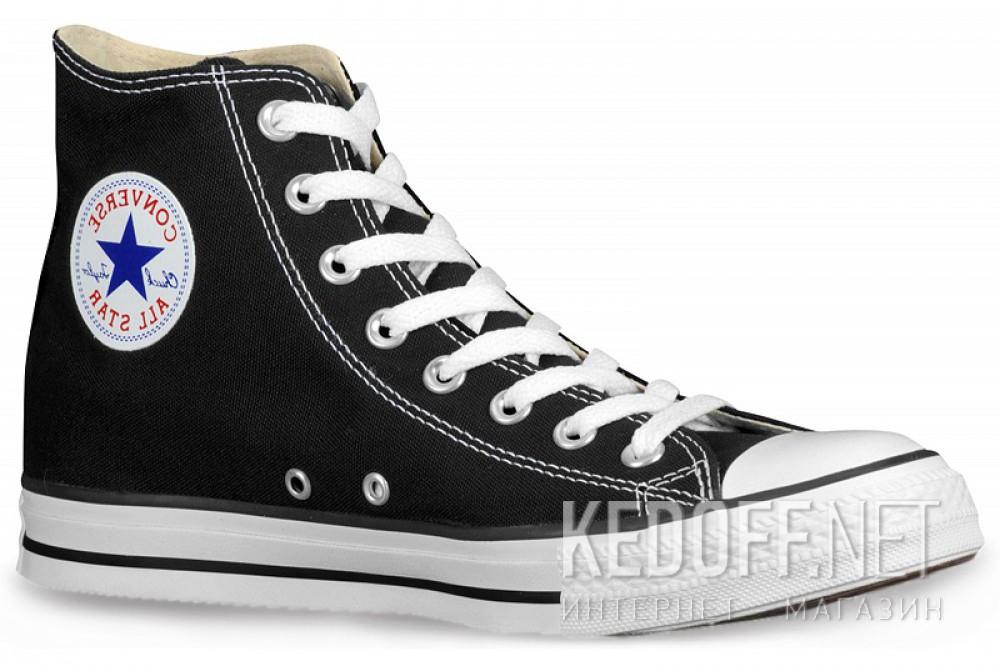 Оригинальные Кеди Converse Chuck Taylor All Star Hi M9160 унісекс (Чорний)