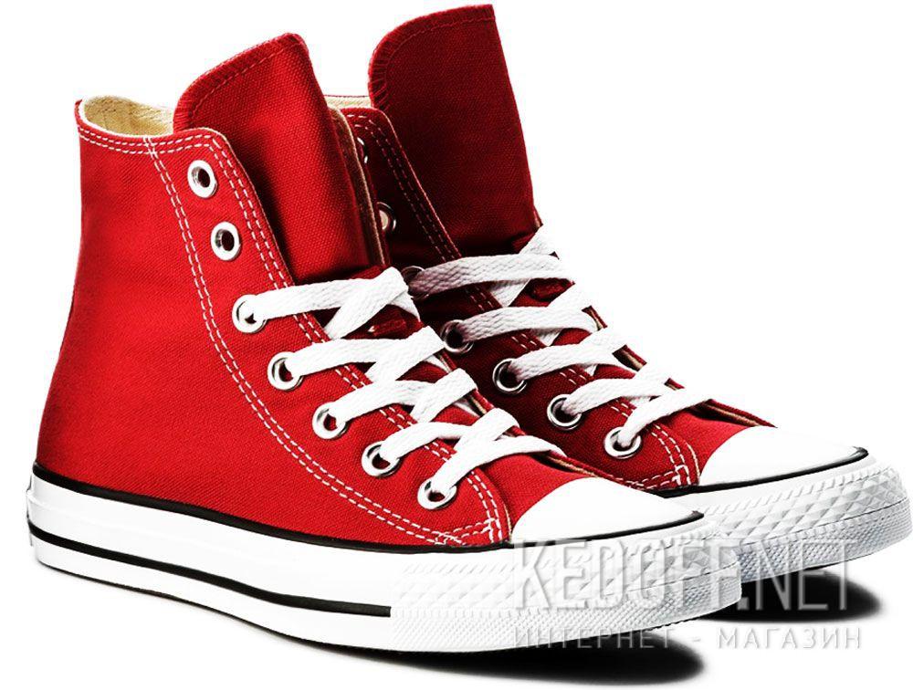 Кеды Converse Chuck Taylor All Star Hi M9621 унисекс   (красный) купить Украина
