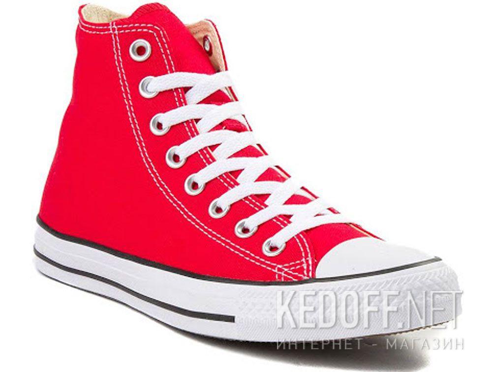 Кеды Converse Chuck Taylor All Star Hi M9621 унисекс   (красный) доставка по Украине