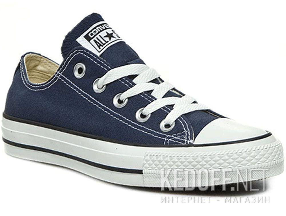 Купить Кеды Converse Chuck Taylor All Star Ox Navy M9697C унисекс    (тёмно-синий)