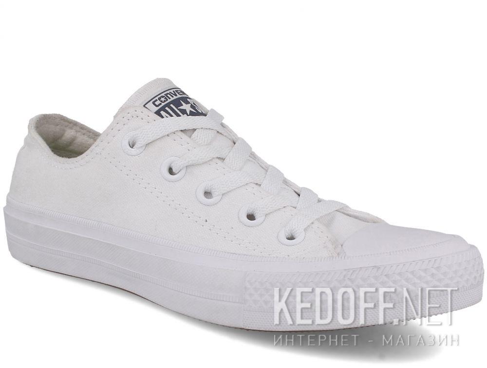 Кеды Converse Ct Ii Ox 150154C унисекс (белый) в магазине обуви ... d52b423ead9