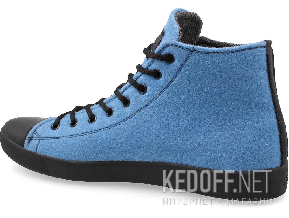 Мужские кеды Forester 132125-42   (голубой) купить Киев
