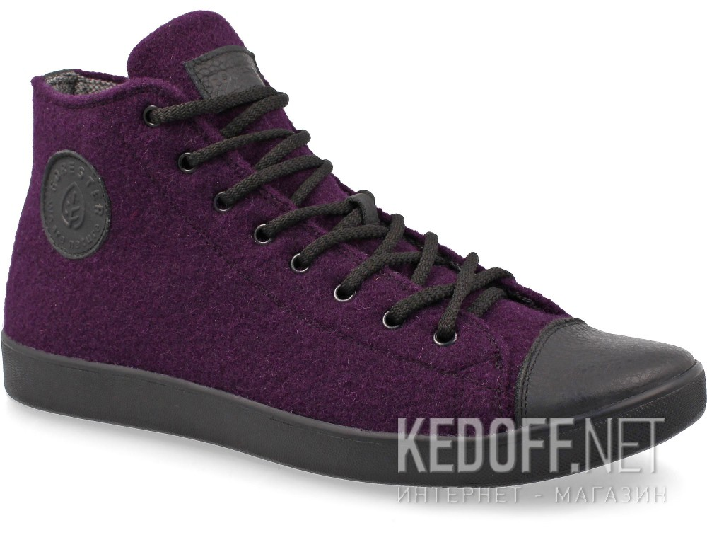 Кеды Forester Violet Felt 132125-24  Membran Insulated