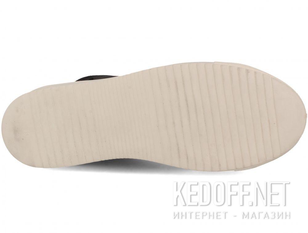 Кеды Forester Ergolight 132125-27 MB Кожаные унисекс   (чёрный) доставка по Украине