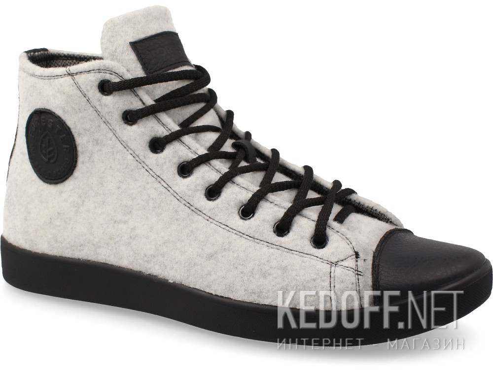 Forester Sneakers Sky Grey Felt 132125-32