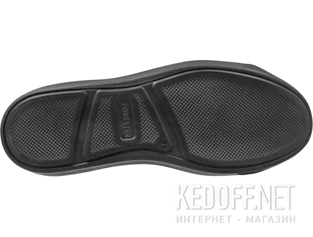 Кеды Forester Sky Grey Felt 132125-32 Membran Insulated