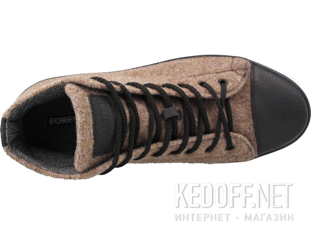 Sneakers Forester Cacao Felt 132125-51 Membran Insulated