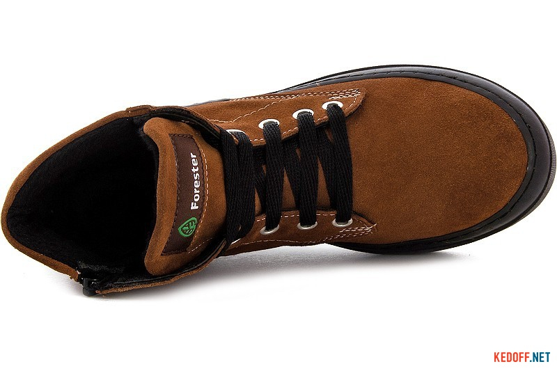 Suede FORESTER 15101-45 Taba
