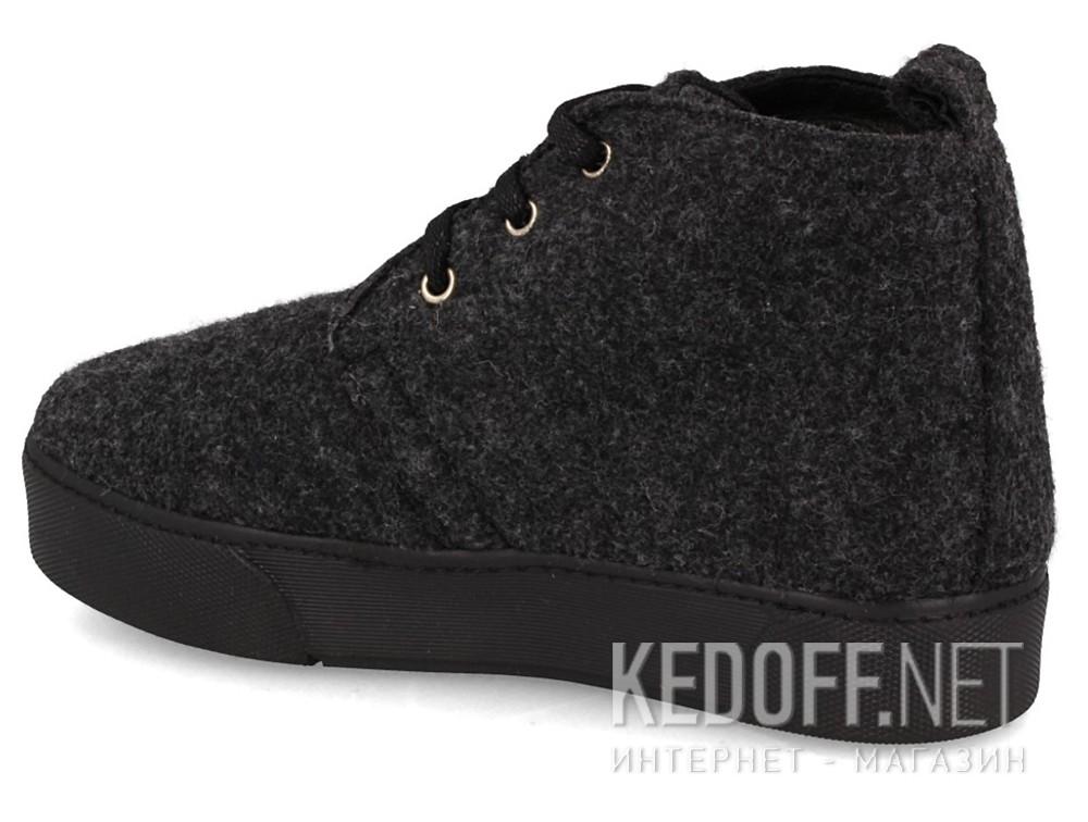 Фетровые ботинки Forester 659502  купить Украина