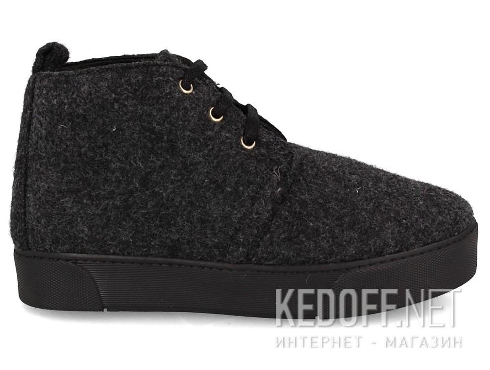 Фетровые ботинки Forester 659502  купить Киев