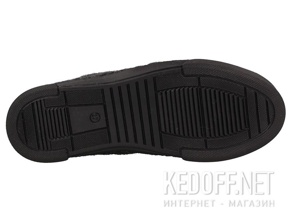 Фетровые ботинки Forester 659502  описание