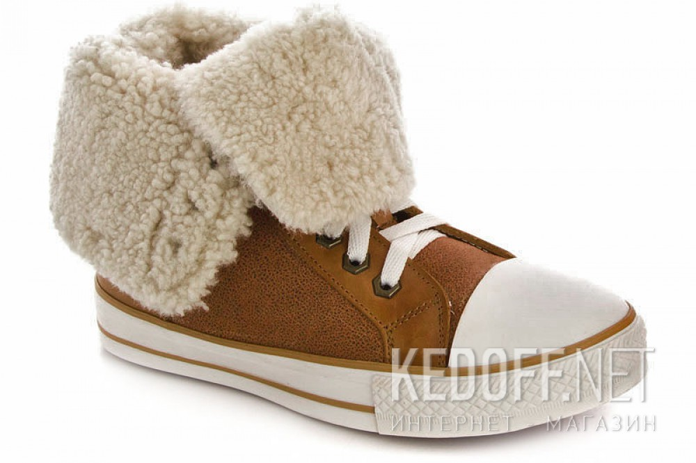 Winter shoes Forester 701001- 7503 light brown
