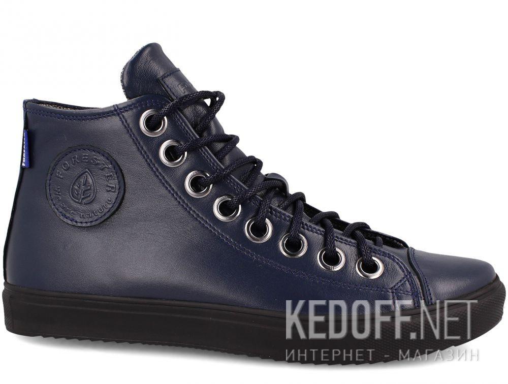 Кеды Forester Mono Navy 132125-189 купить Киев