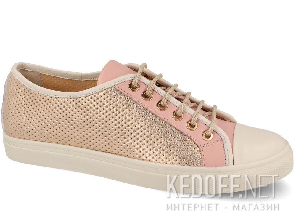 Купить Кеды Las Espadrillas 116-TC-34  (розовый)