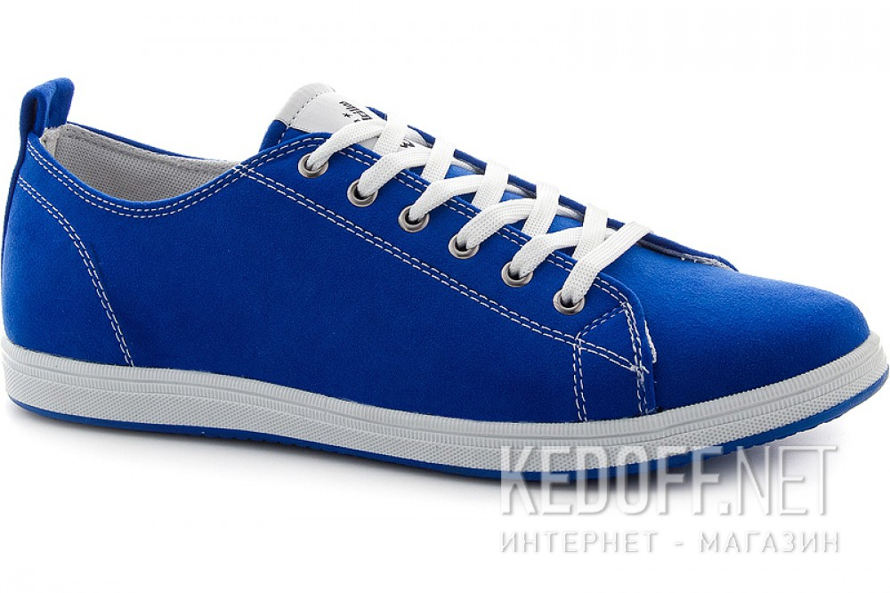 Купить Текстильная обувь Las Espadrillas 15018-42 унисекс   (синий)