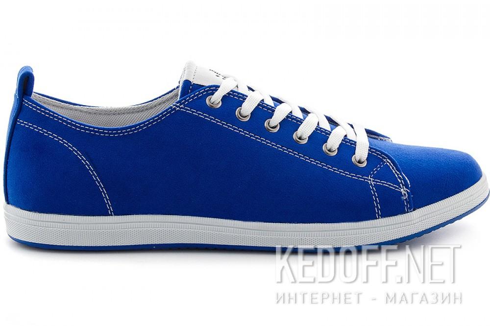 Оригинальные Текстильная обувь Las Espadrillas 15018-42 унисекс   (синий)