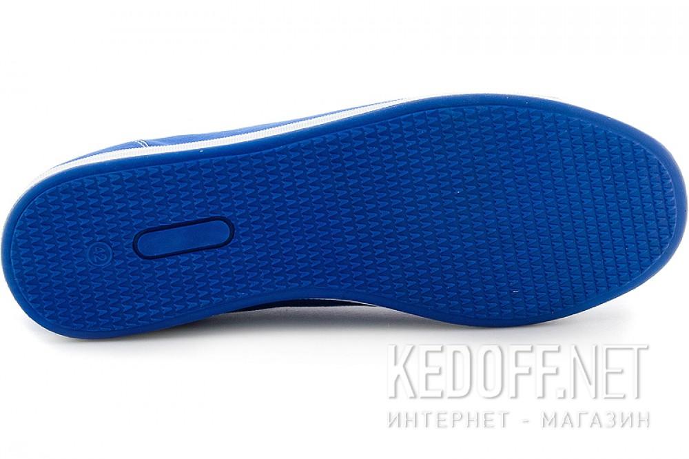 Текстильная обувь Las Espadrillas 15018-42 унисекс   (синий) описание