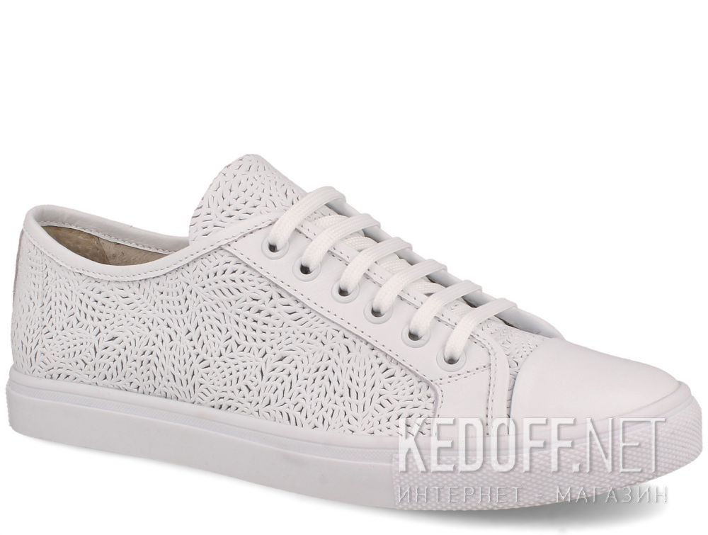 Кеды Las Espadrillas Makrame Leather Low 1542-13