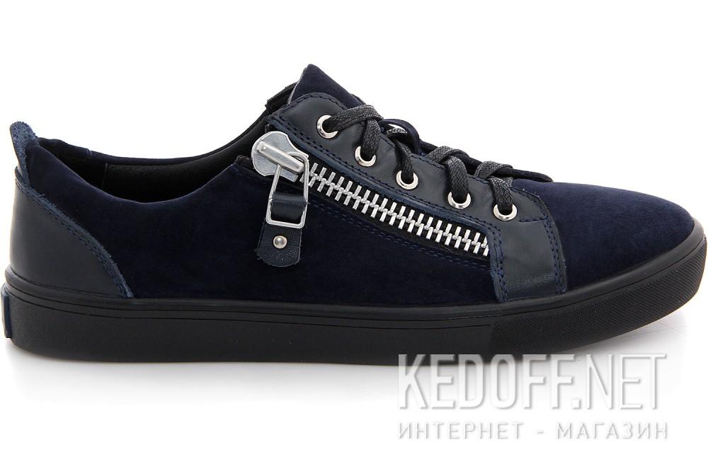 Оригинальные Туфли Las Espadrillas 1648-030236-89 унисекс   (тёмно-синий)