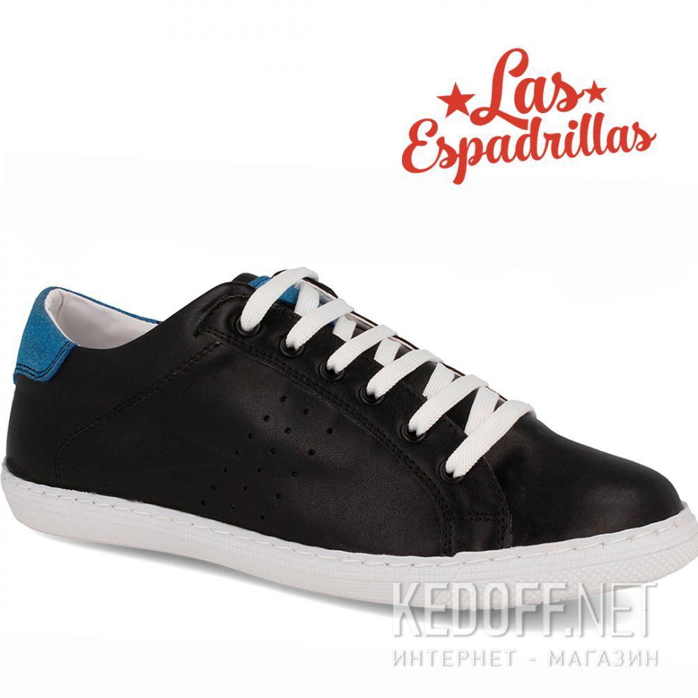 Цены на Кеды Las Espadrillas 20324-2740  (чёрный)