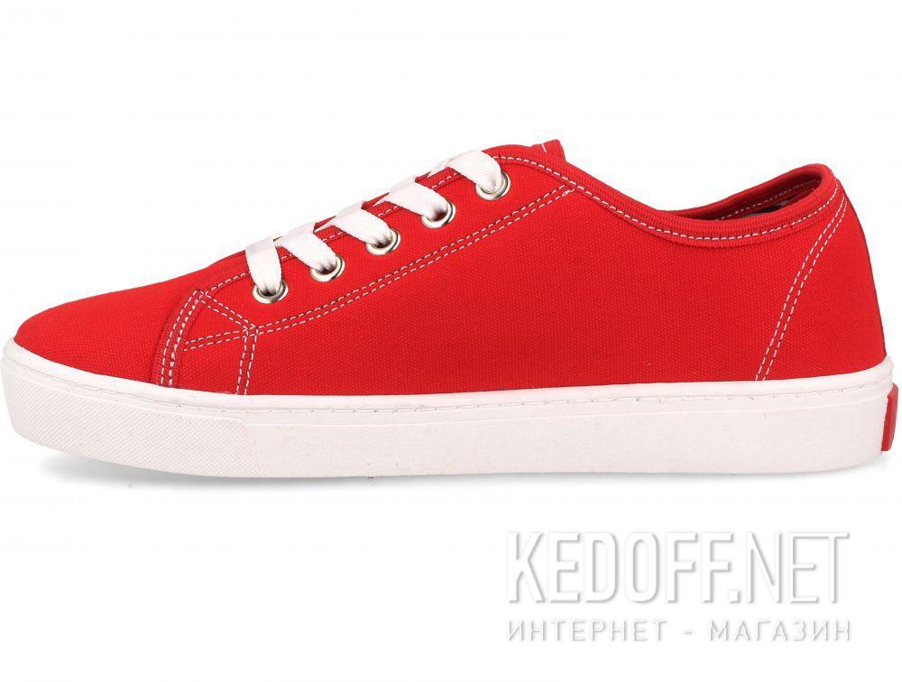 Кеды Las Espadrillas 5099-47 унисекс   (красный) купить Киев