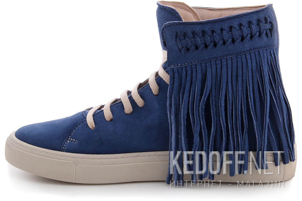 Sneakers Las Espadrillas Denim Hippies 657128-40