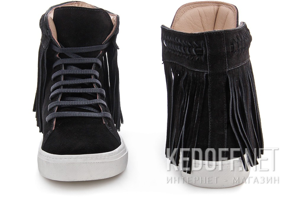 Кеды Las Espadrillas Black Hippies 657128-901