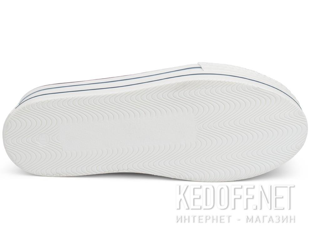 Кеды Las Espadrillas 6408-28 унисекс   (бирюзовый/зеленый) купить Киев
