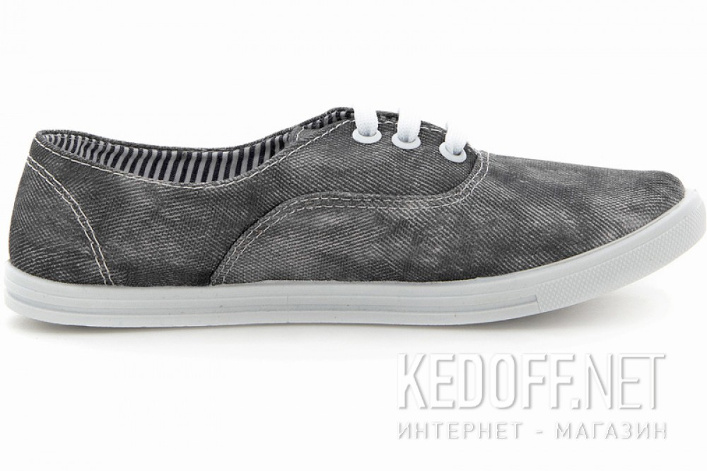 Полукеды Las Espadrillas Authentic Canvas 20211-71440
