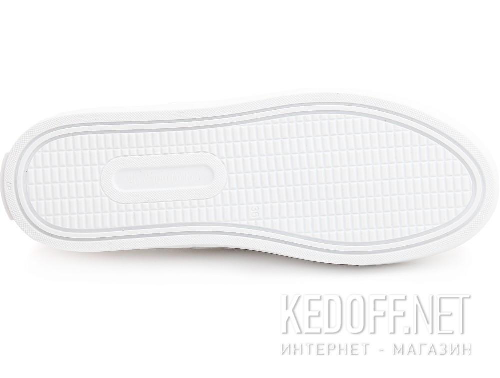 Sneakers Las Espadrillas Authentic White 8214-7652 Motion Foam