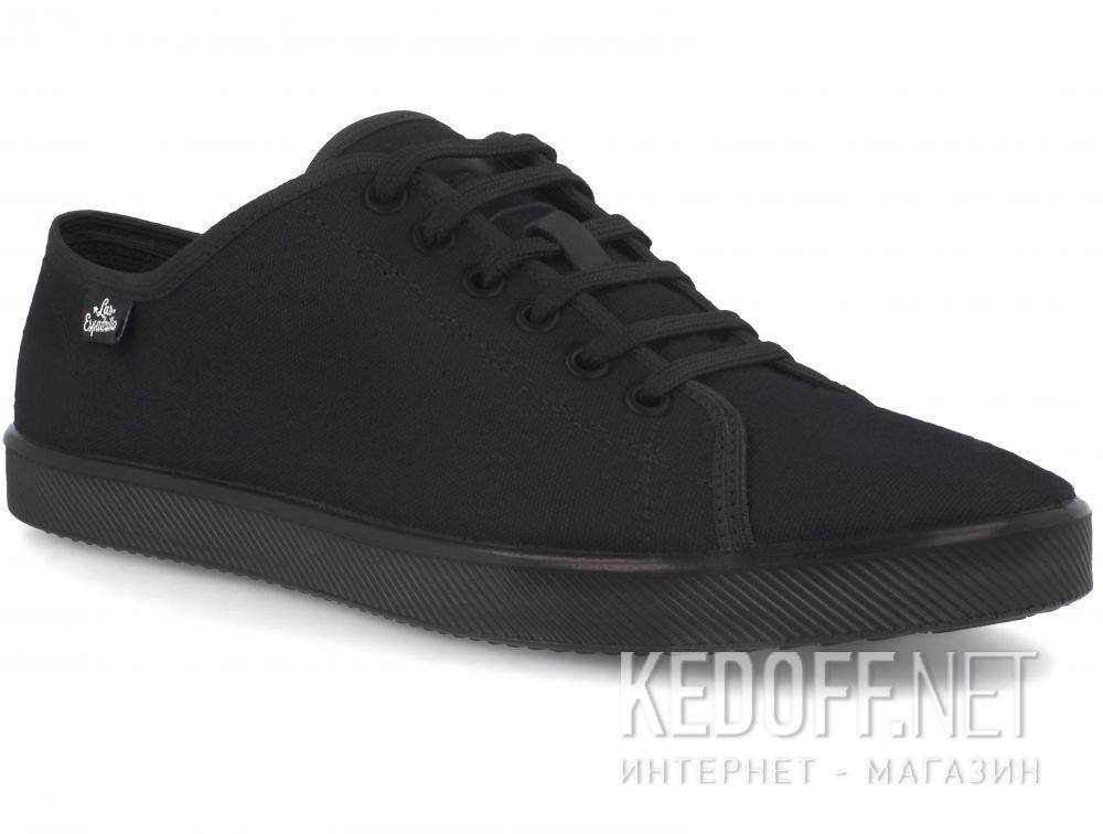 Купить Кеды Las Espadrillas Black Slim  6099-27