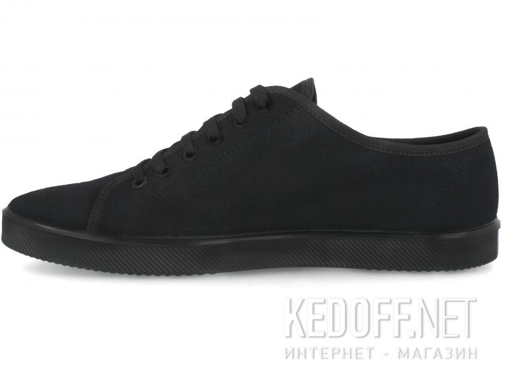 Кеды Las Espadrillas Black Slim  6099-27 купить Киев