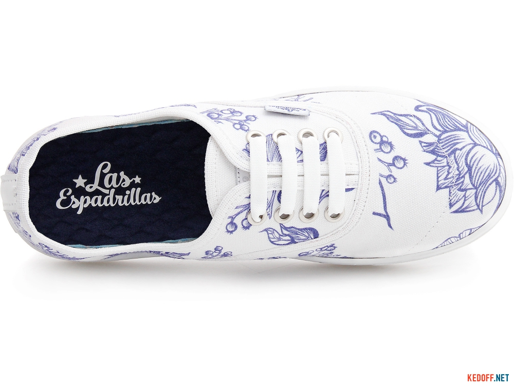 Las Espadrillas V8214-577287TL