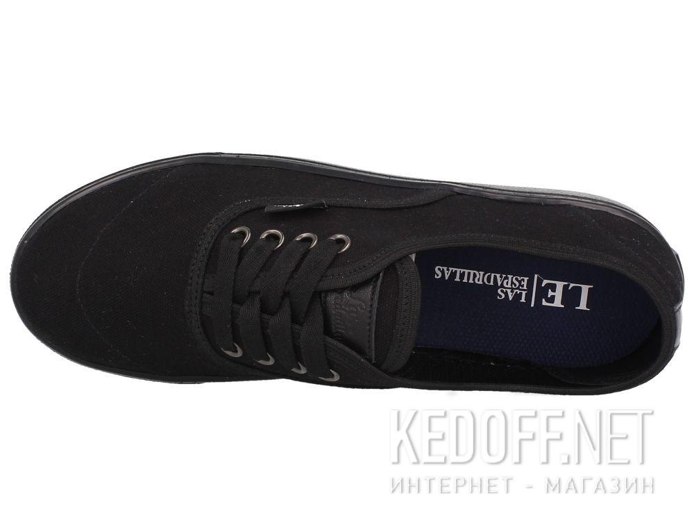 Кеды Las Espadrillas Mono Blck V8214-27-9166 купить Украина