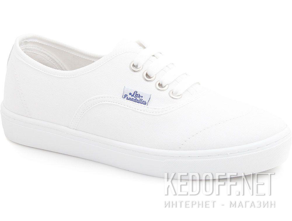 Купить Кеды Las Espadrillas V8214-7652TL Optical White (белый)