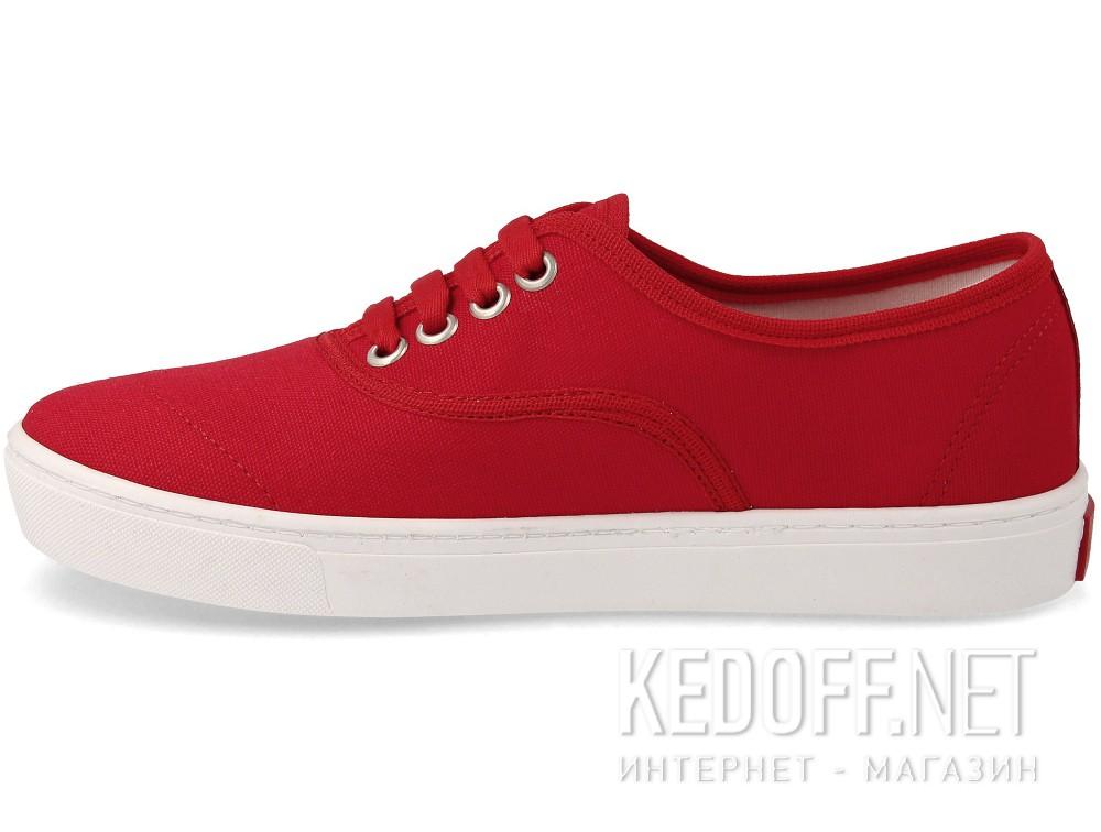 Кеды Las Espadrillas V8214-9696TL Red унисекс   (красный) купить Киев