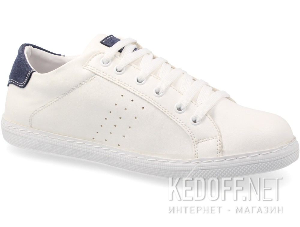 Sneakers Las Espadrillas White Blue 20324-1340