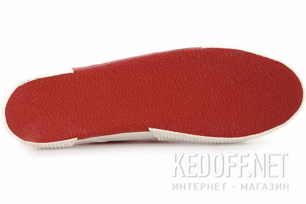 Мужские конверсы Lumberjack 4173-03-С02-1   (красный)